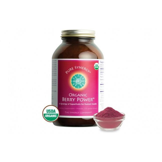 Organic Berry Power